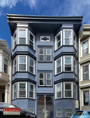150 Clinton Park, San Francisco, CA 94103 (#508010) :: Corcoran Global Living