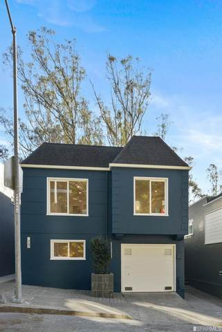 767 Panorama Drive, San Francisco, CA 94131 (MLS #508013) :: Keller Williams San Francisco