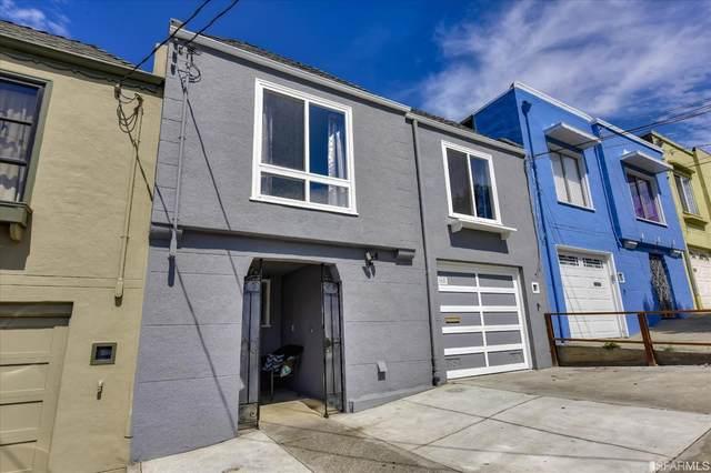350 Prague Street, San Francisco, CA 94112 (MLS #508025) :: Keller Williams San Francisco