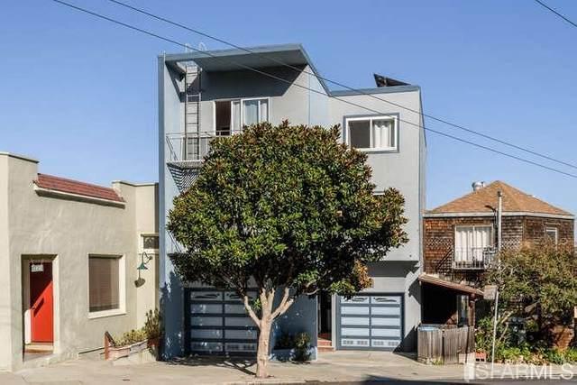 1460 Clayton Street, San Francisco, CA 94114 (#508028) :: Corcoran Global Living
