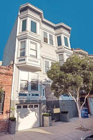 3128 Laguna Street, San Francisco, CA 94123 (#508030) :: Corcoran Global Living