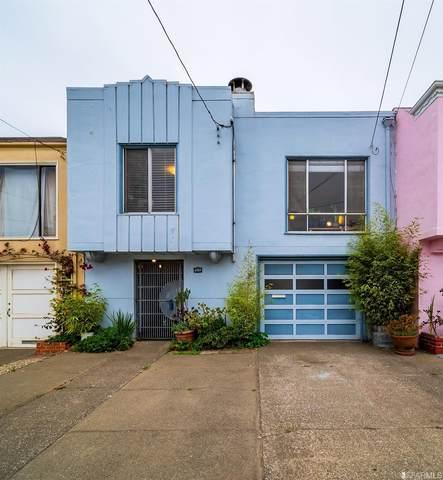 2727 41st Avenue, San Francisco, CA 94116 (#508047) :: Corcoran Global Living