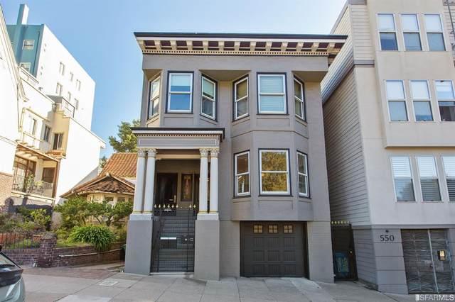 528-530 Stanyan Street, San Francisco, CA 94117 (#508083) :: Corcoran Global Living