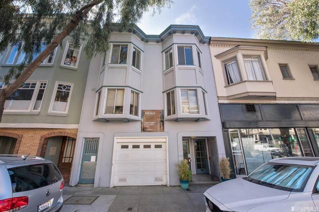 610 Guerrero Street, San Francisco, CA 94110 (#508096) :: Corcoran Global Living