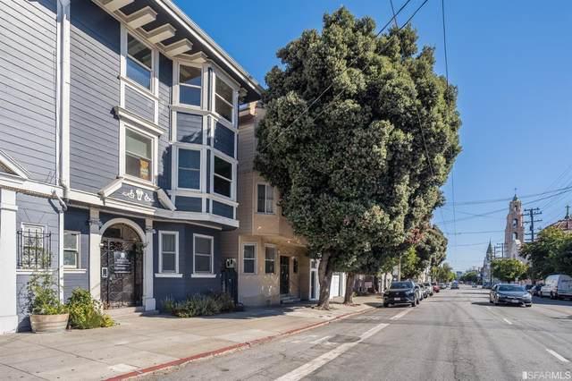 3392 16th Street A, San Francisco, CA 94114 (#508118) :: Corcoran Global Living