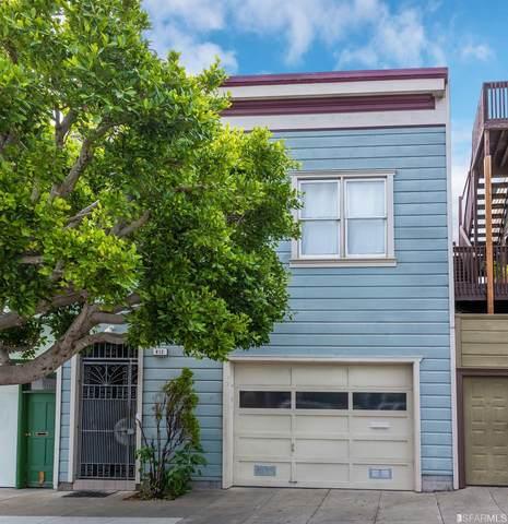 412-414 Madrid Street, San Francisco, CA 94112 (MLS #508124) :: Keller Williams San Francisco