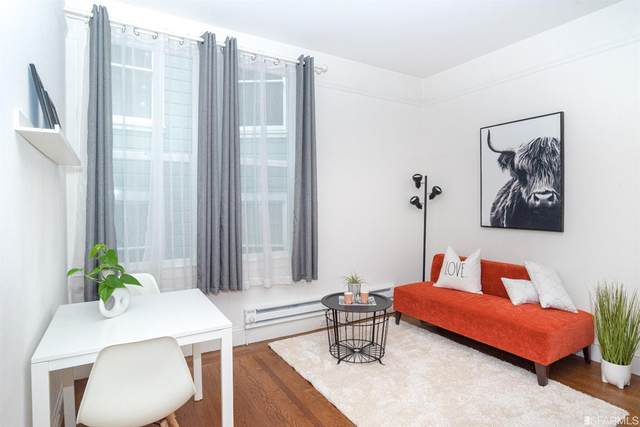 1932 Fell Street #4, San Francisco, CA 94117 (#508159) :: Corcoran Global Living