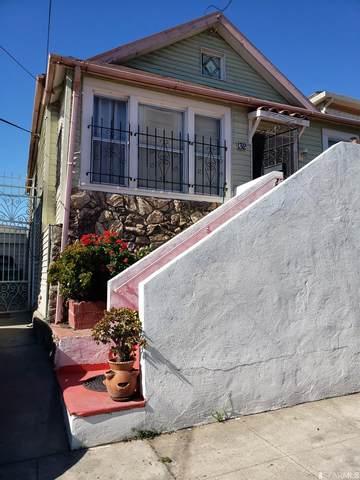 132 Cora Street, San Francisco, CA 94134 (MLS #508162) :: Keller Williams San Francisco