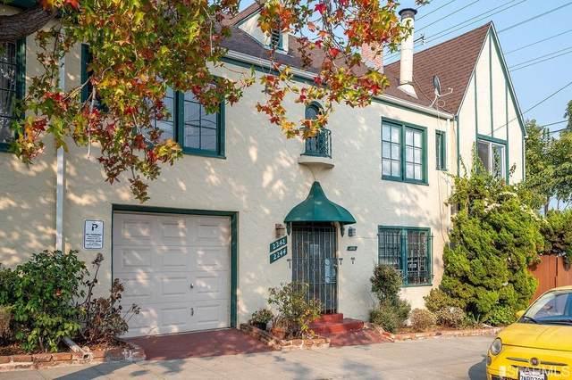 2244 E 32nd Street, Oakland, CA 94602 (#508184) :: Corcoran Global Living