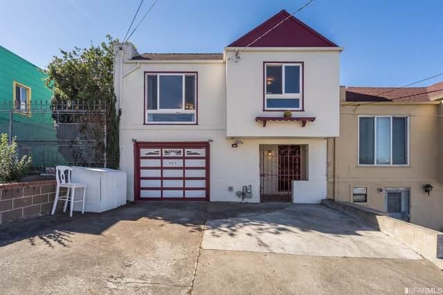 483 Bright Street, San Francisco, CA 94132 (#508192) :: Corcoran Global Living