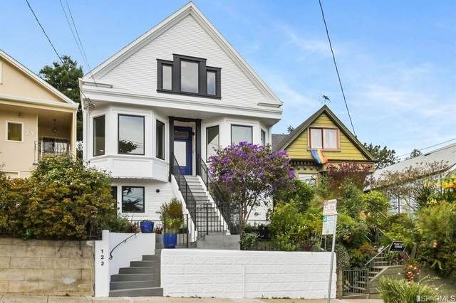 122 Sussex Street, San Francisco, CA 94131 (#508203) :: Corcoran Global Living