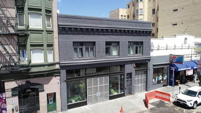 882 Geary Street, San Francisco, CA 94109 (#508230) :: Corcoran Global Living