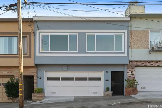 1433 Wayland Street, San Francisco, CA 94134 (MLS #508250) :: Keller Williams San Francisco