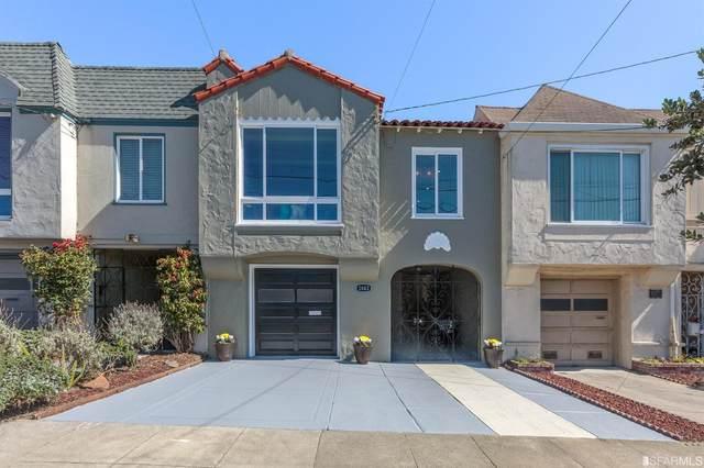 1662 40th Avenue, San Francisco, CA 94122 (MLS #508269) :: Keller Williams San Francisco