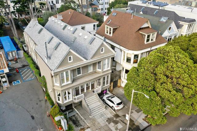 1664-1670 Fell Street, San Francisco, CA 94117 (#508285) :: Corcoran Global Living