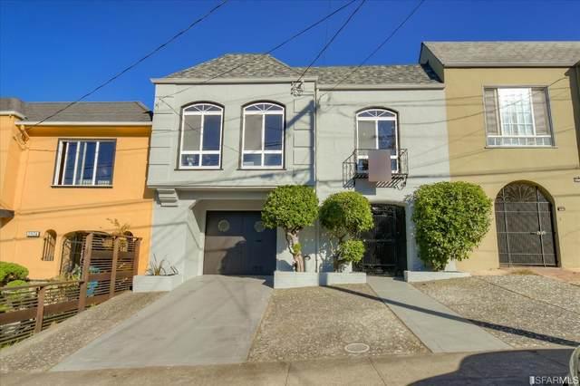 1928 23rd Avenue, San Francisco, CA 94116 (MLS #508288) :: Keller Williams San Francisco