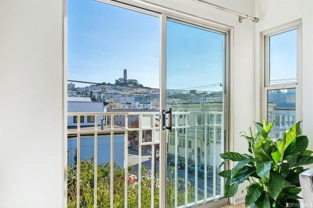 600 Chestnut Street #409, San Francisco, CA 94133 (MLS #508327) :: Keller Williams San Francisco