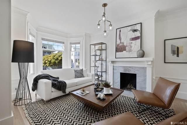 122 8th Avenue, San Francisco, CA 94118 (MLS #508333) :: Keller Williams San Francisco