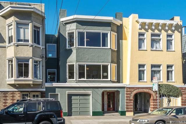 793 9th Avenue, San Francisco, CA 94118 (MLS #508337) :: Keller Williams San Francisco