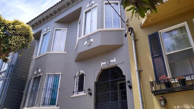 192-B Albion Street, San Francisco, CA 94110 (#508356) :: Corcoran Global Living