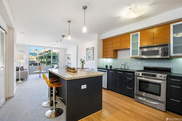 177 Townsend Street #535, San Francisco, CA 94107 (#508358) :: Corcoran Global Living