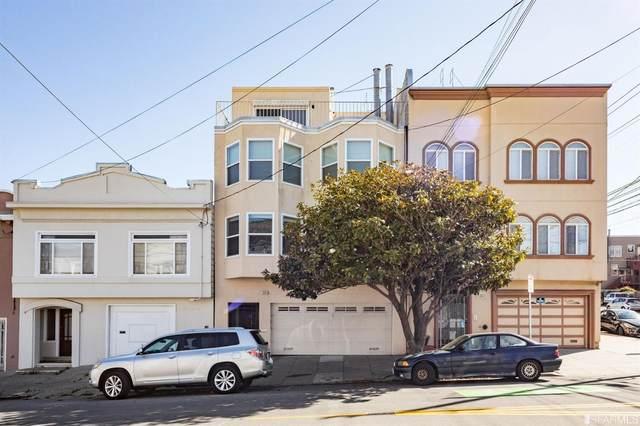 1490 20th Avenue, San Francisco, CA 94122 (#508360) :: Corcoran Global Living
