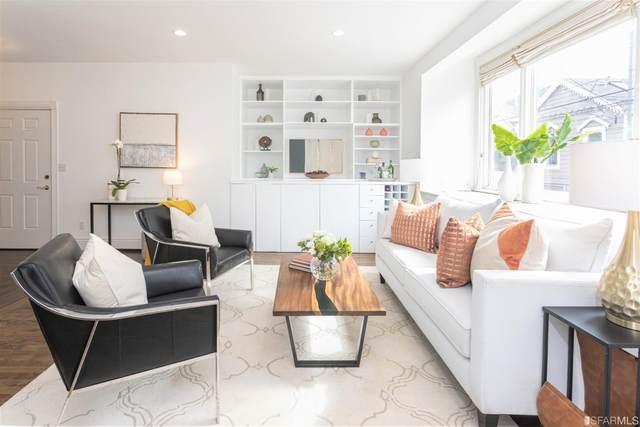 130 Pixley Street, San Francisco, CA 94123 (#508410) :: Corcoran Global Living
