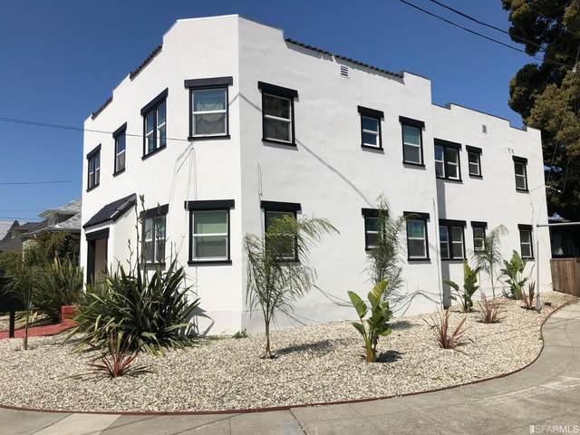 1237 Russell Street, Berkeley, CA 94702 (MLS #508442) :: Compass