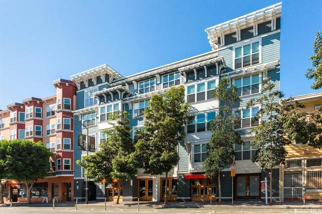 270 Valencia Street #501, San Francisco, CA 94103 (#508447) :: Corcoran Global Living