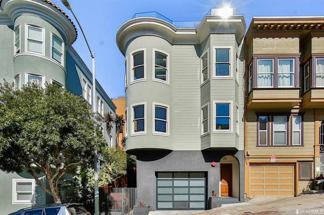 524-526 Vallejo, San Francisco, CA 94133 (#508468) :: Corcoran Global Living