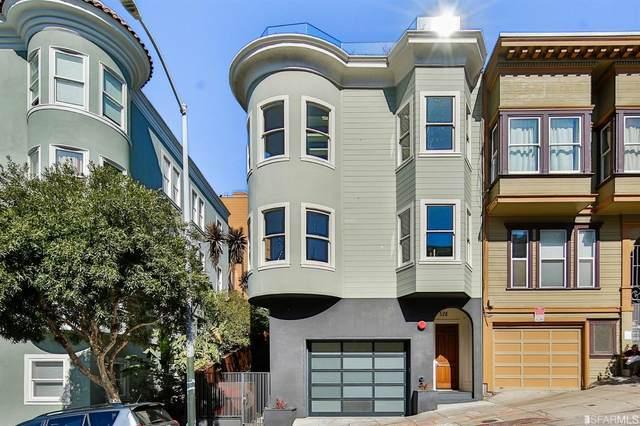 524-526 Vallejo Street, San Francisco, CA 94133 (#508471) :: Corcoran Global Living