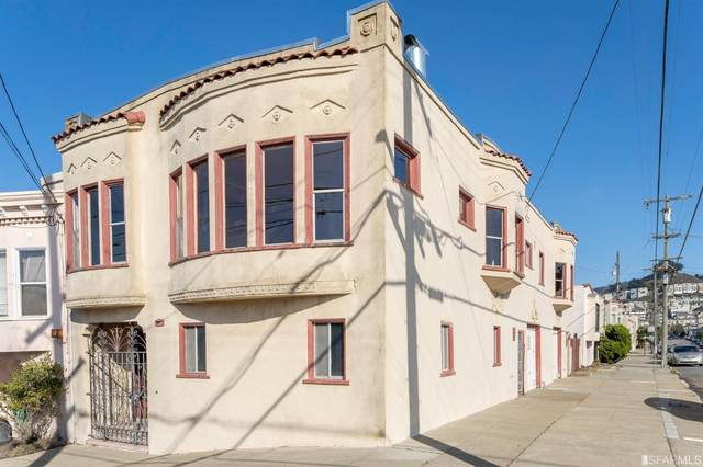 1694 25th Avenue, San Francisco, CA 94122 (#508531) :: Corcoran Global Living