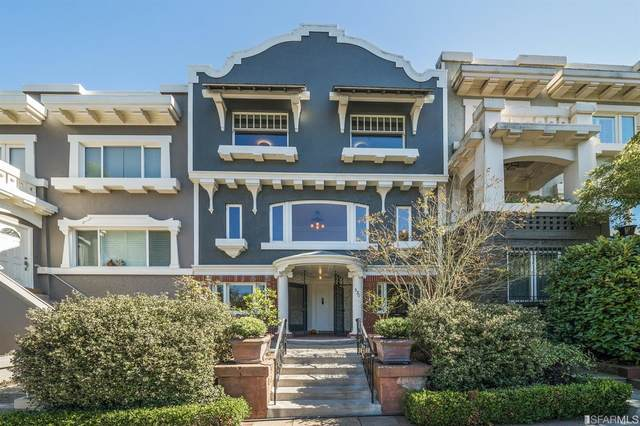 530 Funston Avenue, San Francisco, CA 94118 (MLS #508582) :: Keller Williams San Francisco