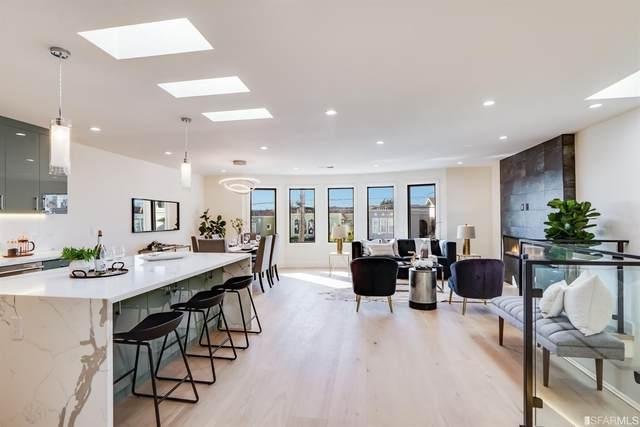 2538 21st Avenue, San Francisco, CA 94116 (#508586) :: Corcoran Global Living