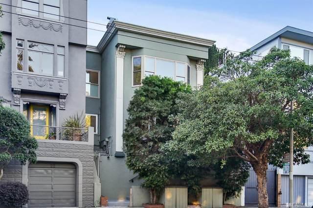 18 Castro Street, San Francisco, CA 94114 (#508587) :: Corcoran Global Living