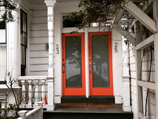 23-25 Fair Avenue, San Francisco, CA 94110 (MLS #508639) :: Keller Williams San Francisco