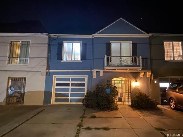 1862 31st Avenue, San Francisco, CA 94122 (#508643) :: Corcoran Global Living