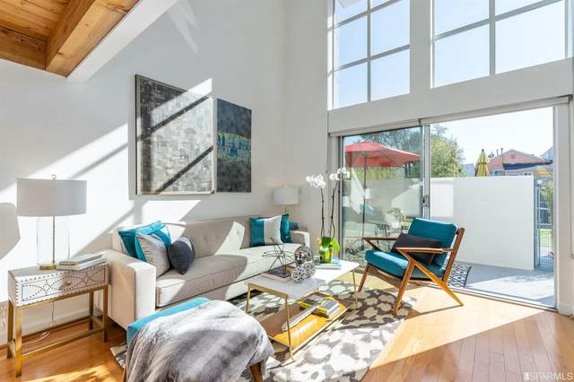 645 Haight Street #2, San Francisco, CA 94117 (#508684) :: Corcoran Global Living