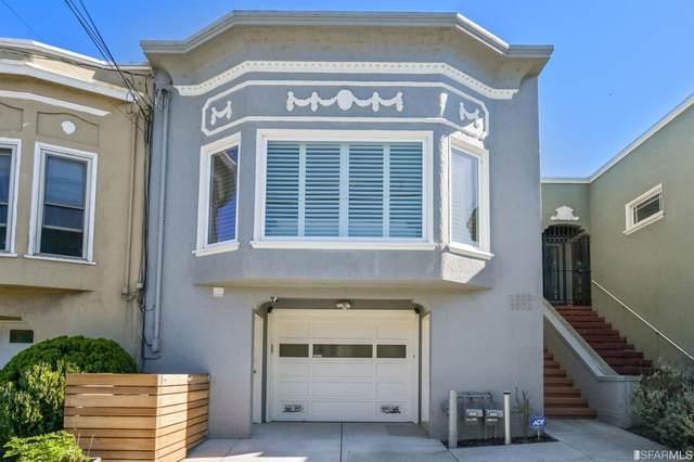 1370-1372 35th Avenue, San Francisco, CA 94122 (#508685) :: Corcoran Global Living