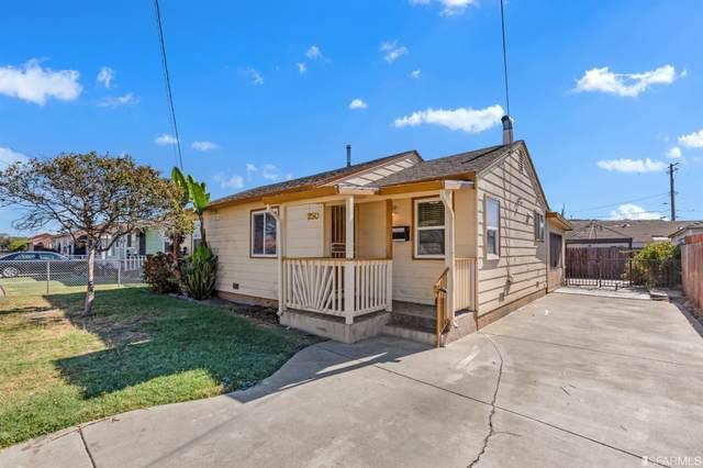 250 Tunis Road, Oakland, CA 94603 (#508686) :: Corcoran Global Living