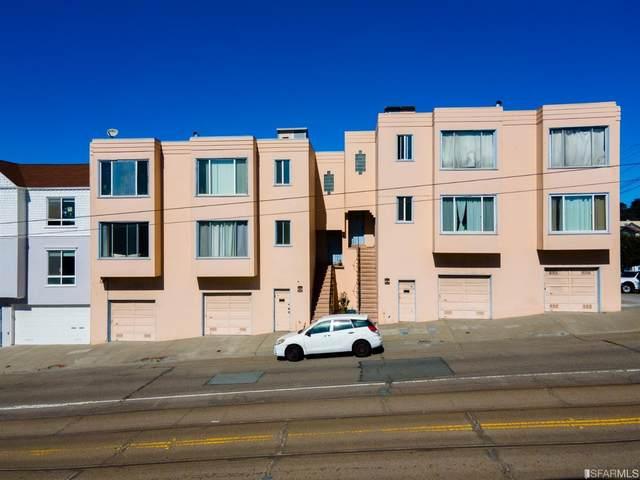 1710-1718 Judah Street, San Francisco, CA 94122 (#508733) :: Corcoran Global Living