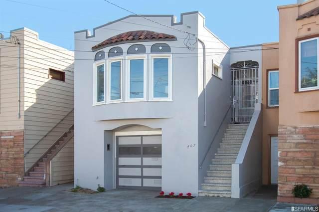 407 Munich Street, San Francisco, CA 94112 (MLS #508747) :: Keller Williams San Francisco
