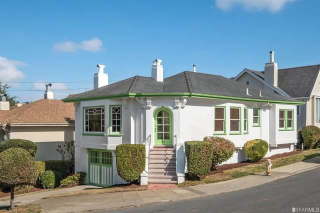 41 Garcia Avenue, San Francisco, CA 94127 (#508764) :: Corcoran Global Living
