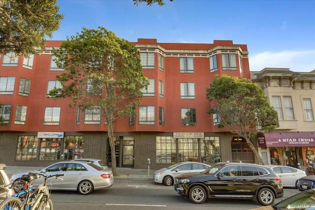 3701 Geary Boulevard, San Francisco, CA 94118 (#508799) :: Corcoran Global Living