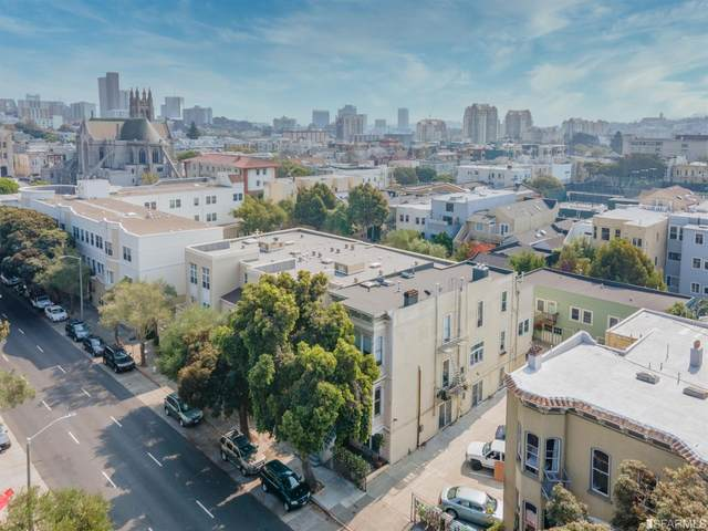 2519-2523 Pine Street, San Francisco, CA 94115 (MLS #508802) :: Keller Williams San Francisco
