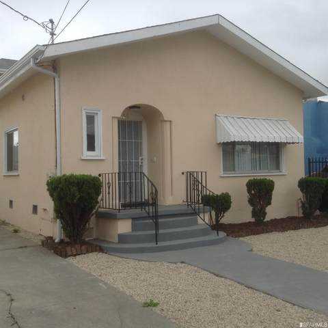 2666 Ritchie Street, Oakland, CA 94605 (#508846) :: Corcoran Global Living