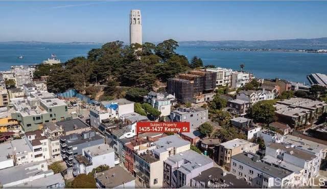 1435-1437 Kearny Street, San Francisco, CA 94133 (MLS #508901) :: Keller Williams San Francisco
