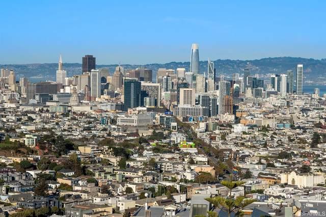 5 Burnett N Avenue #4, San Francisco, CA 94131 (MLS #508922) :: Keller Williams San Francisco