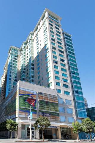 1160 Mission Street #1208, San Francisco, CA 94103 (#508954) :: Corcoran Global Living