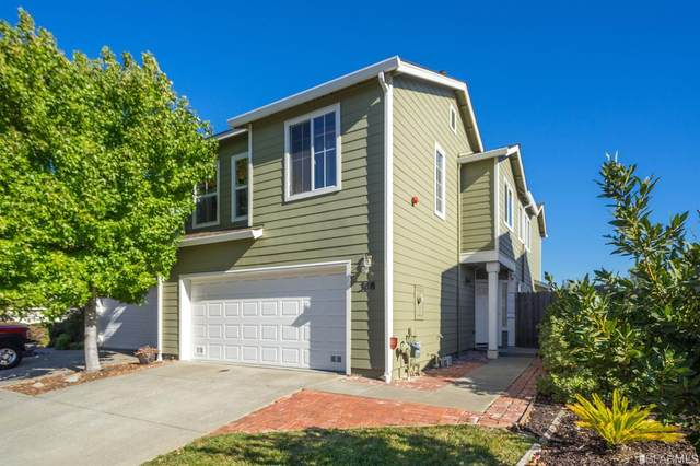 308 Clearpointe Drive, Vallejo, CA 94591 (#508959) :: Corcoran Global Living